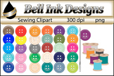 Sewing Bundle Clipart