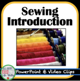 Sewing Introduction!  Think About Everything Related to Fabrics and Fibers