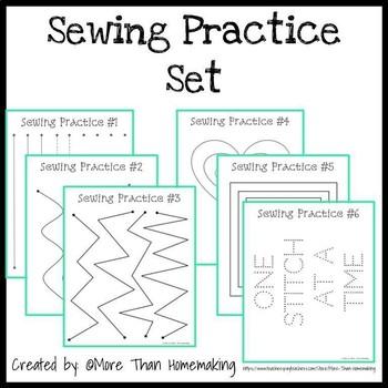 Sewing Practice Set