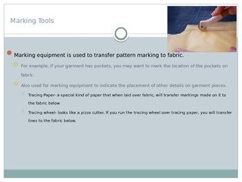 Sewing Technology