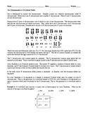 Sex Chromosomes and X-Linked Traits