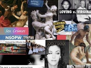 Sex Crimes ~ Criminal Law ~ Sexual Assault  Rape et al ~ 69 Slides