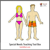 Sex Ed Mart Special Needs Teaching Tool Box