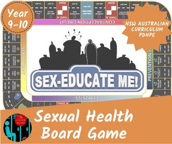 Sex-Educate Me! Sexual Health Board Game