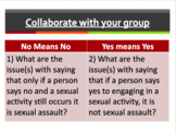 Sex Education Safe Relationships