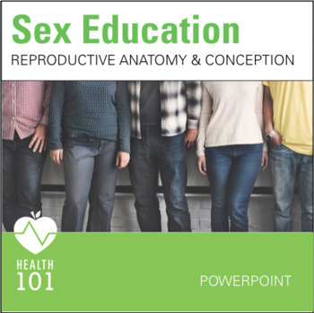 Sex Ed: Anatomy, Conception, and Breast/Testicular Self Exams
