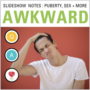 Sex Education PowerPoint: Real Student Questions with All The Answers! *Health