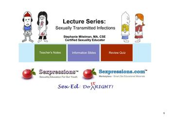 Sexual Health and STI Prevention SMART Board™ Teaching Package