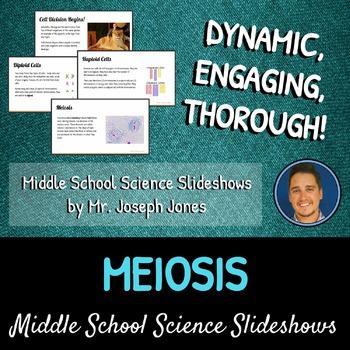 Sexual Reproduction & Meiosis: A Life Sciences Slideshow!