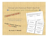 Sexual and Asexual Reproduction-Advantages and Disadvantages