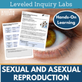Sexual and Asexual Reproduction Inquiry Labs