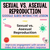 Sexual and Asexual Reproduction - Presentation and Student Notes