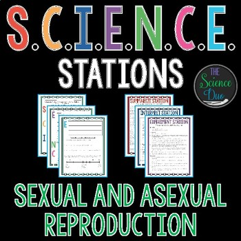 Sexual and Asexual Reproduction - S.C.I.E.N.C.E. Stations