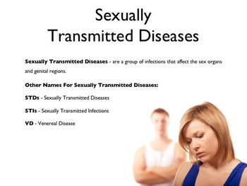 Sexually Transmitted Diseases PowerPoint