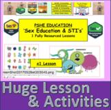 2017 Sex Education STD's and STI's Activity & Information