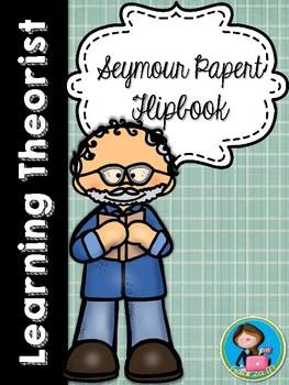 Psychologist Seymour Papert Flipbook