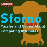 Sforno: A Game of Attributes and Puzzles
