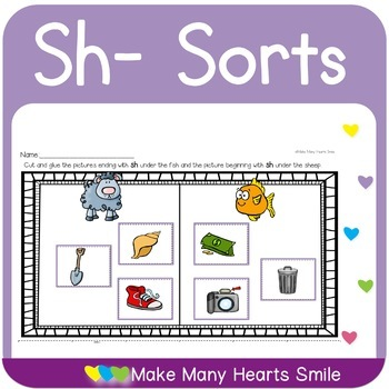 Sh Digraph Sorts