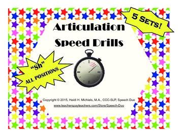 """""""Sh"""" Artic Speed Drill SET"""
