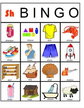 Sh Bingo