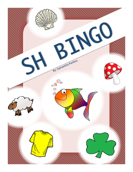 Sh Bingo- Articulation