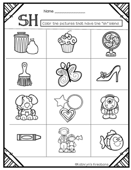 SH Digraph: Color The Sh Pictures