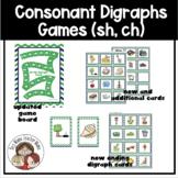 Sh/Ch Diagraph Game