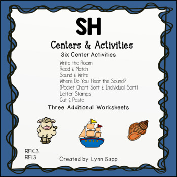 Sh Digraph Centers & Activities