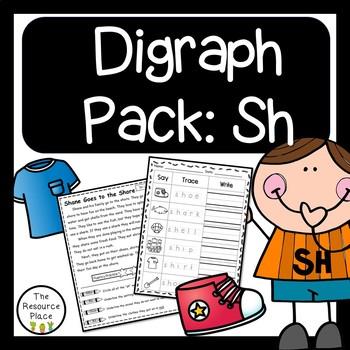 Sh Digraph Pack!