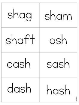 Sh PHONICS BOARD Game