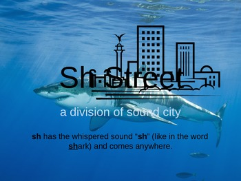 Sh Street (Sound City)