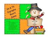 Sh & Th Digraphs Board Game