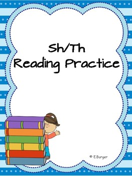 Sh and Th Reading Practice