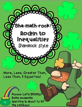 Sha-math-rock! Rockin' To Inequalities Shamrock Style!