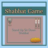 Shabbat Stand Up Game FOR GOOGLE SLIDES
