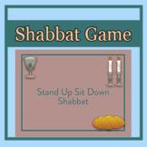 Shabbat Stand Up Game Slideshow