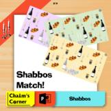 Shabbos Match!