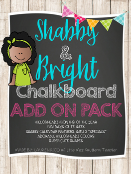 Shabby Brights ADD ON PACK