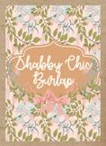 Shabby Chic Circle time/Calendar Math set with BONUS class