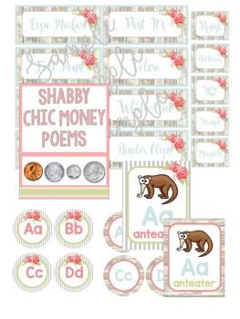 Shabby Chic Classroom Bundle