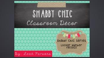 Shabby Chic Decor