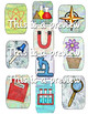 Shabby Chic Science Clipart