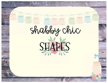 Shabby Chic Shapes