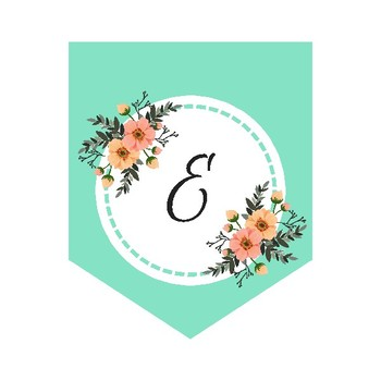 Shabby Chic Welcome Back Banner