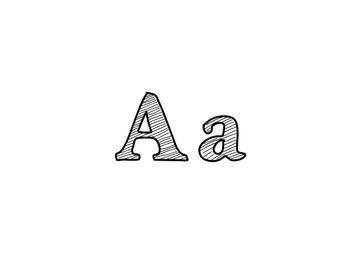 Shaded Font!