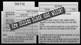 Business/Accounting - Shades of Gray Ethics Whole Class/Gr