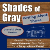 Shades of Gray - Determining Theme