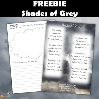 Shades of Grey - Depression