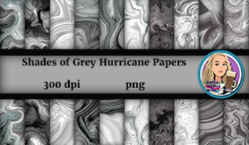 Shades of Grey Hurricane Papers