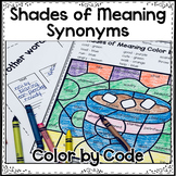 Shades of Meaning Color by Code